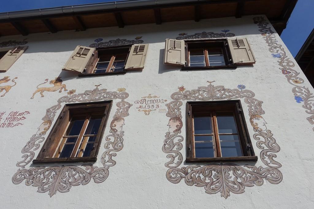 окна роспись