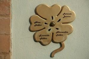 адрес цветок