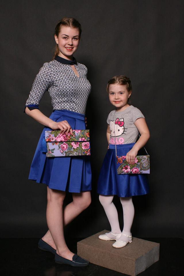 для мамы и дочки