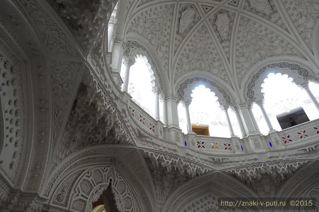 Бал зал_потолок