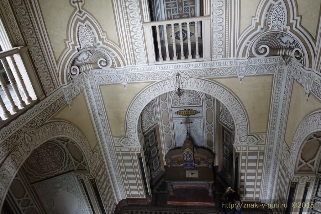 алтарная комната