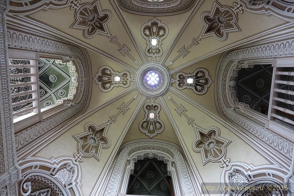 алтарная_потолок