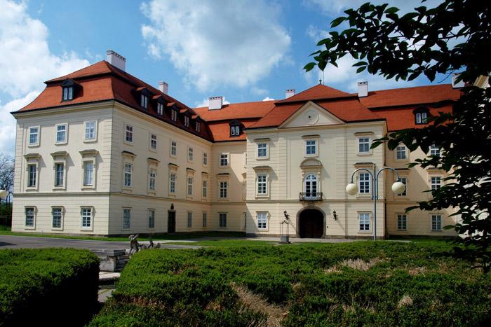 Замок-отель Напайедла на юге Чехии