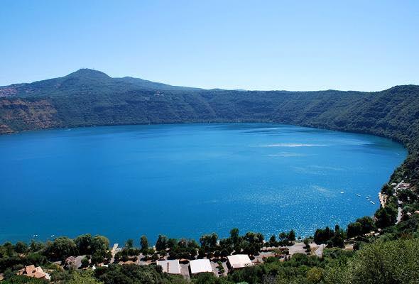 Ерофеева - озеро Альбано
